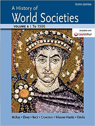 Amazon a history of world societies tenth edition volume a a history of world societies tenth edition volume a to 1500 10th edition kindle edition fandeluxe Choice Image