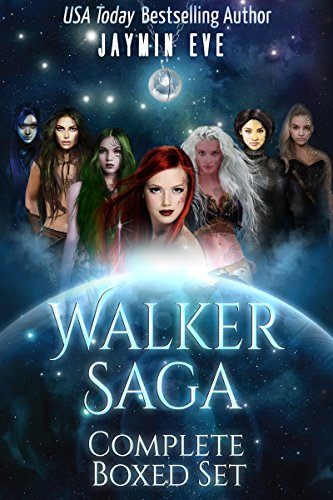 A Walker Saga Complete Boxed Set: Books 1 - 7