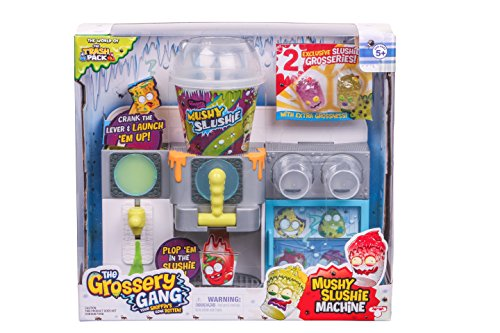 Grossery Gang The Mushy Slushie Playset ()