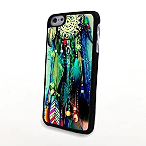 Generic Awesome Dream Catcher Print PC Phone Cases fit for iPhone 5C Cases Case Matte Plastic Cover Shell Thin and Light
