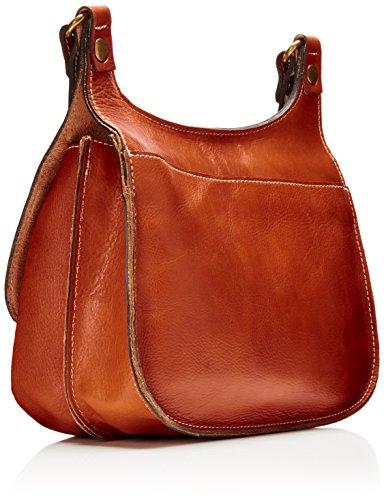 Tan Patricia Saddle Nash London Bag ZqZ6F10