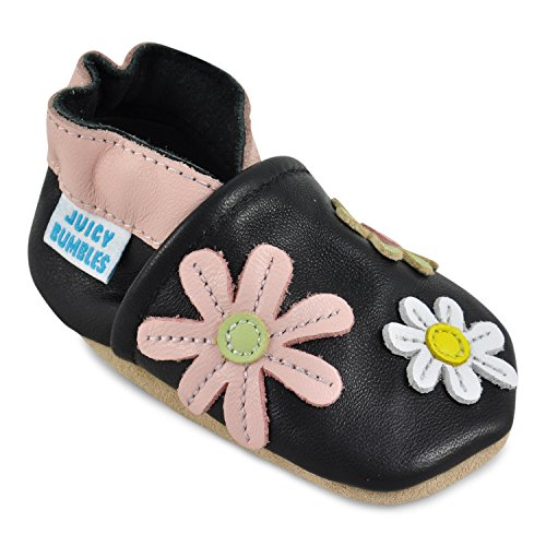 f4f0ea5cb2b32 Petit Marin Beautiful Soft Leather Baby Shoes With Suede Soles ...