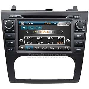 Amazon Com 2007 2012 Nissan Altima In Dash Navigation