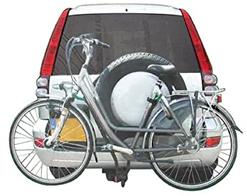 Bike Carrier with number plate holder SWTT106: Amazon.co.uk: Car ...