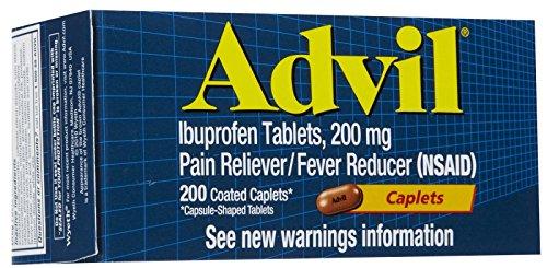 Advil Caplets-200ct by Advil