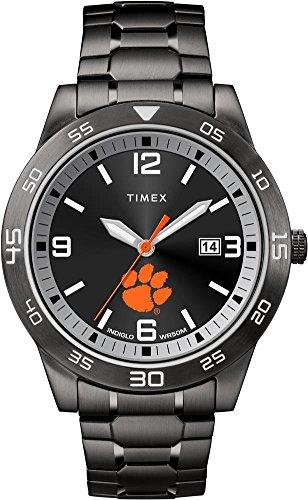 (Timex Clemson University Tigers Men's Black Acclaim Watch)