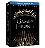 Game of Thrones Season 1 - 2 (2PK/ELITESC/BD+DC) [Blu-ray]
