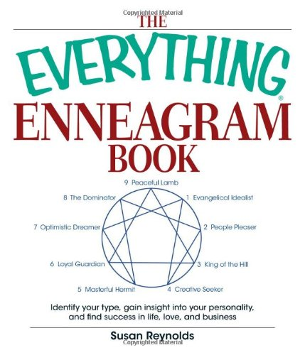 graphic about Printable Enneagram Test identify The Anything Enneagram E-book: Find Your Model, Financial gain