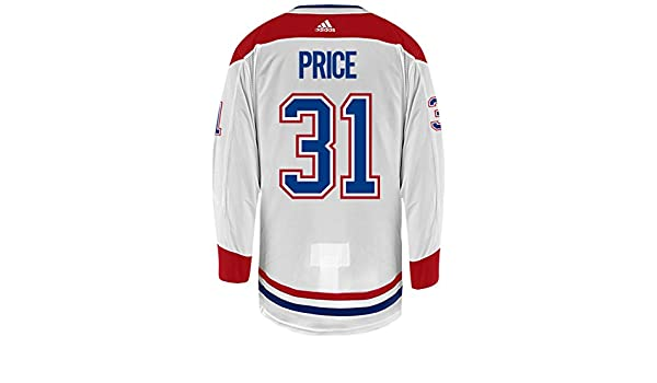 fc3cfceea2a Amazon.com : Carey Price Montreal Canadiens Adidas Authentic Away NHL  Hockey Jersey : Sports & Outdoors