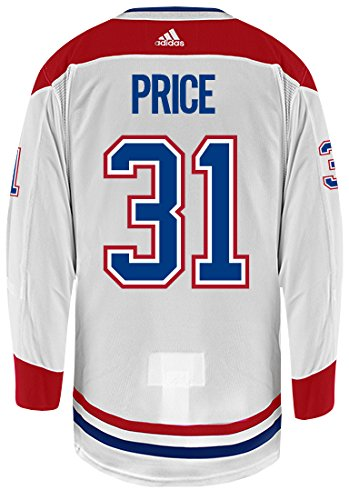 cc60684cfd7 adidas Carey Price Montreal Canadiens Authentic Away NHL Hockey Jersey