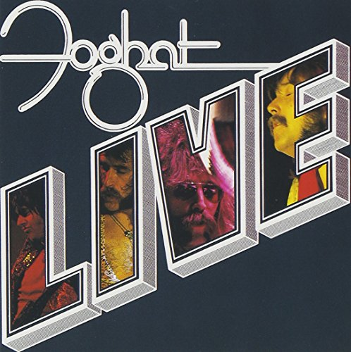 Price comparison product image Foghat, Live, August 1977