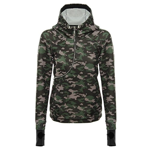 Fred Perry D.I.W.O.? Curve C Modle Classique imprim Camouflage A/H17 - Allover Mimtique - Extra Large