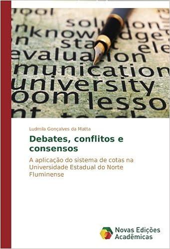 Debates, conflitos e consensos: A aplicação do sistema de cotas na Universidade Estadual do Norte Fluminense