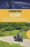 Kurvenfieber Allgäu: Die schönsten Motorradtouren mit GPS-Tracks zum Download. Die Besten der Region: Unterkünfte und Biker-Treffs. Von Bikern für Biker: Top-Tipps und Einkehrmöglichkeiten