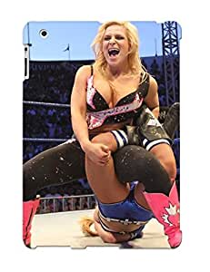 Trolleyscribe Rugged Skin Case Cover For Ipad 2/3/4- Eco-friendly Packaging(wwe Divas Wrestling Sexy Babe)