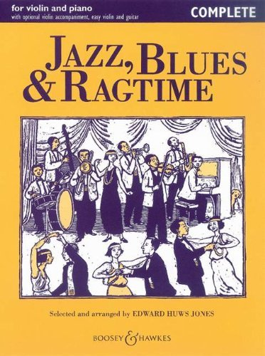 Jazz-Blues-Ragtime - Vl/Po B00006LT9L