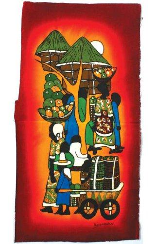 African Batik Art - 3