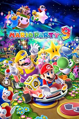 Nintendo Mario Party 9 Video Game