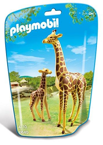 PLAYMOBIL Giraffe with Calf