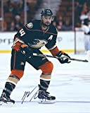 Nate Thompson Hand Signed / Autographed Anaheim Ducks 8 x 10 Photo
