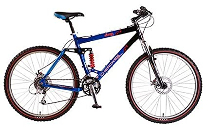 5ebd6560c14 Image Unavailable. Image not available for. Color: Jeep Cherokee Sahara 26-Inch  Mountain Bike