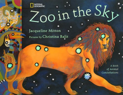 American Zoos (Zoo in the Sky: A Book of Animal Constellations)