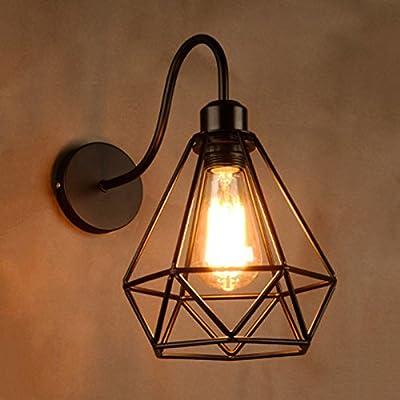 JINGUO Lighting Industrial Chandelier Wall Sconce Lighting Creative Hanging Lamp Modern Wall Sconce