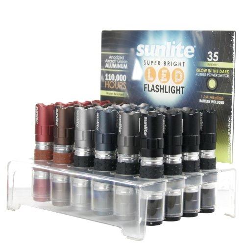 Sunlite 51006 SU AA LED Flashlight