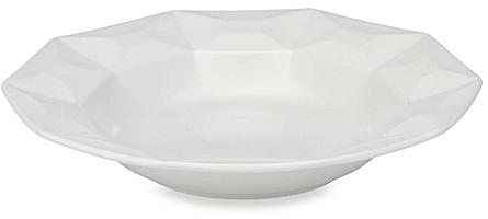 kate spade new york Castle Peak™ 9.5-Inch Pasta Bowl in Cream - BedBathandBeyond.com