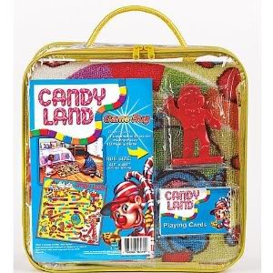 Toy / Game Cute Hasbro Candy Land: Game Rug   Jumbo 40 Inch Square With