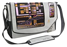 The Coop STNL458 Star Trek: The Next Generation - PADD Messenger Bag - Not Machine Specific