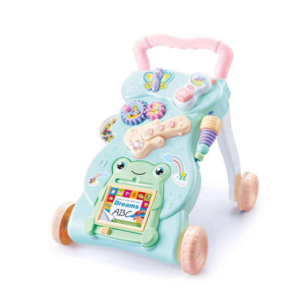 Andadores Baby Walker interactivo - Happy Frog Pusher Disappearing ...