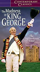 Madness of King George [VHS]