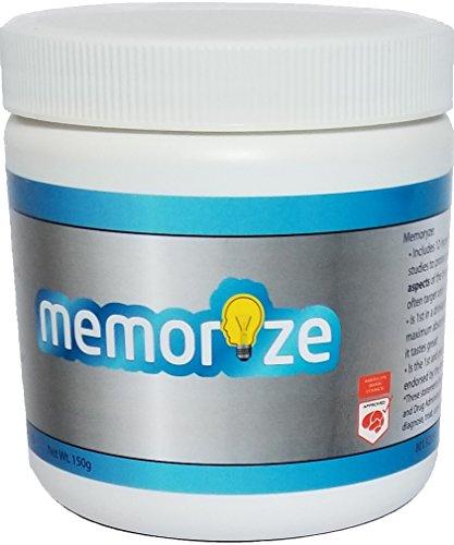 Memoryze from SunCrest Labs Ultra-strength Brain Health Formula