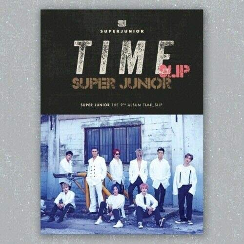 K-POP Super Junior - Time Slip, 9th Regular Album