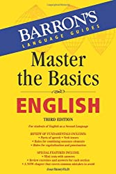 Master the Basics: English (Master the Basics Series)