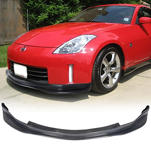 2006-2009 Nissan 350Z Front Bumper Lip GT Style Spoiler Fairlady Z Z33