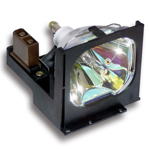 (Eiki POA-LMP27 Hybrid replacement lamp with either original bulb and generic casing for Eiki Projector)