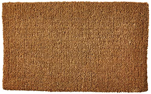 (Kempf Natural Coco Coir Doormat, 22-inch by 36-inch, 1