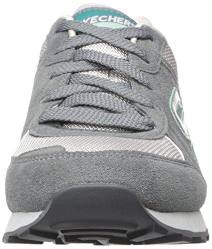 Skechers Low Top Women's 82 Mint OG nbsp;Flynn Sneakers Grau IRFprIq