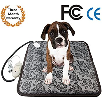 Amazon.com : Aopet Dog Heating Pad Pet Electric Blanket