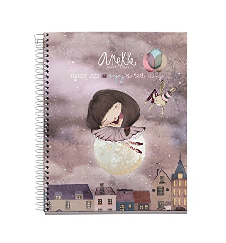 anekke 47713–Notebook 4Cardboard Ballerina