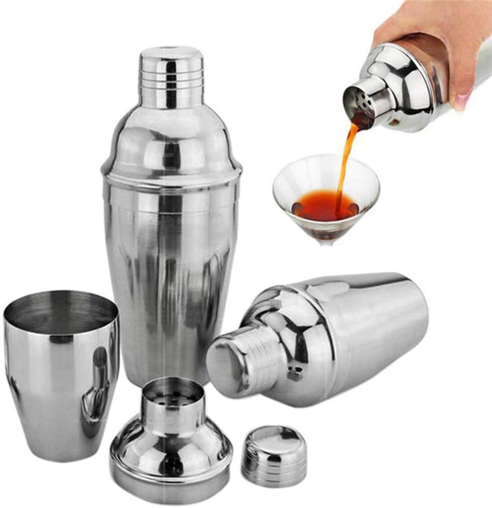 Ruiboury Acciaio Inossidabile Shaker Cocktail Mixer Bere Vino Shaker Partito Barra degli Strumenti