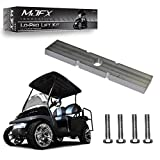 Madjax Lo-Pro 2004-Up Lift Complete Kit for Club Car Precedent Golf Carts by Madjax