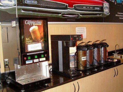 plan de negocios para un café vending servicio de suministro en español!