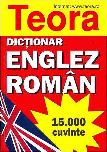Book English-Romanian Dictionary
