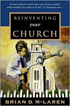 Book Reinventing Your Church
