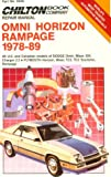 Omni/Horizon Rampage, 1978-89 (Chilton's Repair Manual)