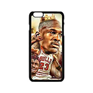 Hope-Store Bulls 23 Fahionable And Popular Back Case Cover For Iphone 6