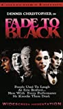 Fade to Black [VHS]